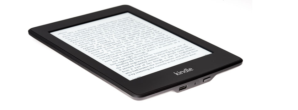 Kindle is the future, but ..