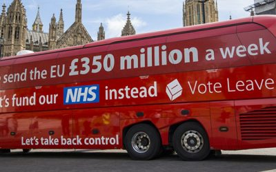 At last the EU Referendum